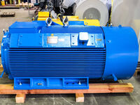 Explosionproof motor with frame size 400