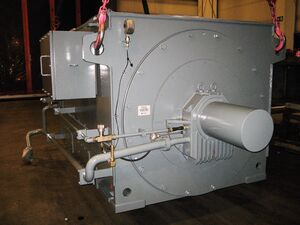 Modular high voltage motor ex-stock
