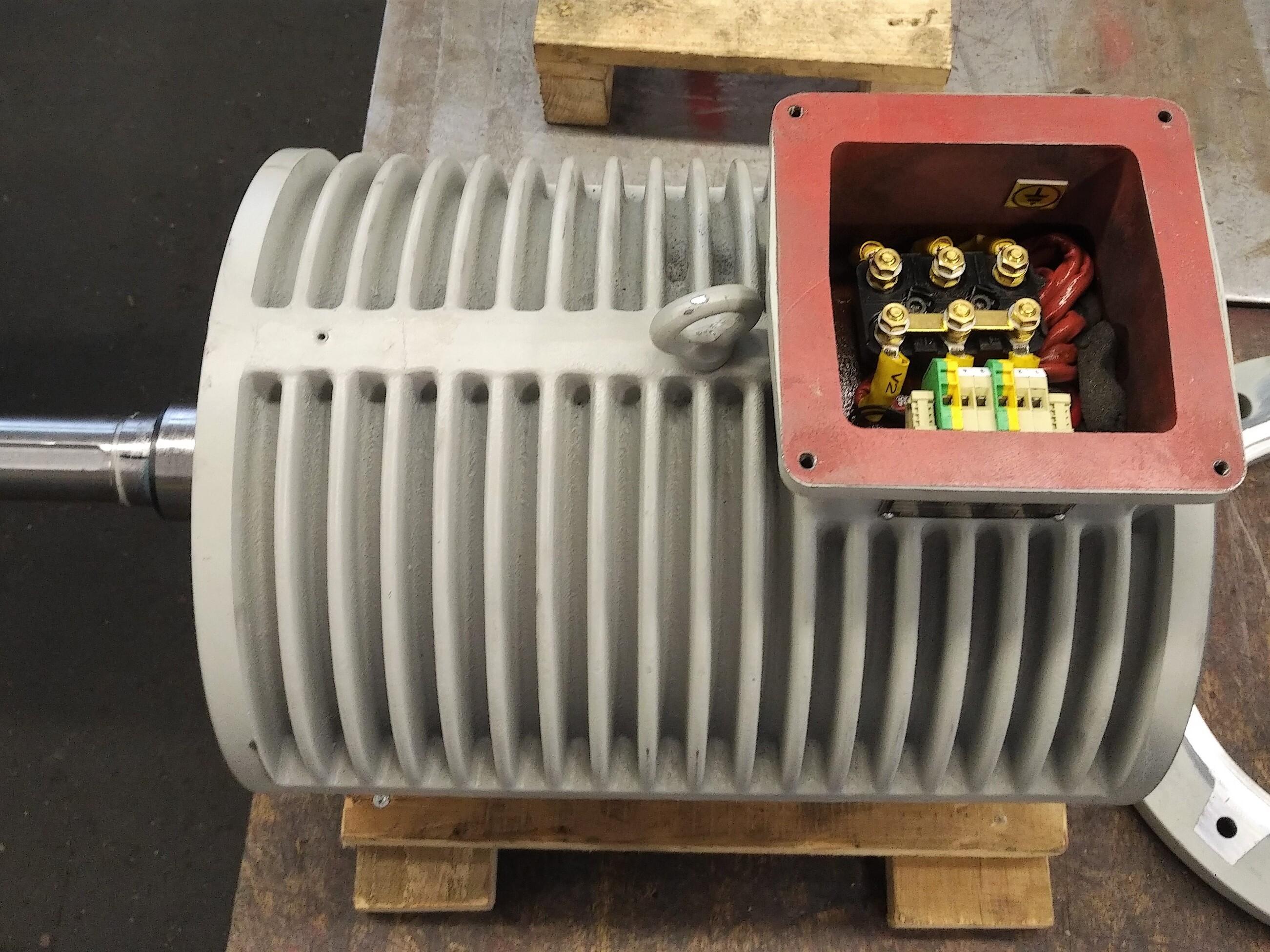 Three Phase Roller Table Motors Up To 1000 V Vem Motor Wiring Diagram Stator For