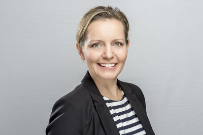 Anja Leipold - Corporate Communications