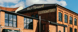 Menzel Elektromotoren Headquarters Berlin, Germany