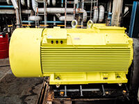 EX na electric motor for refinery