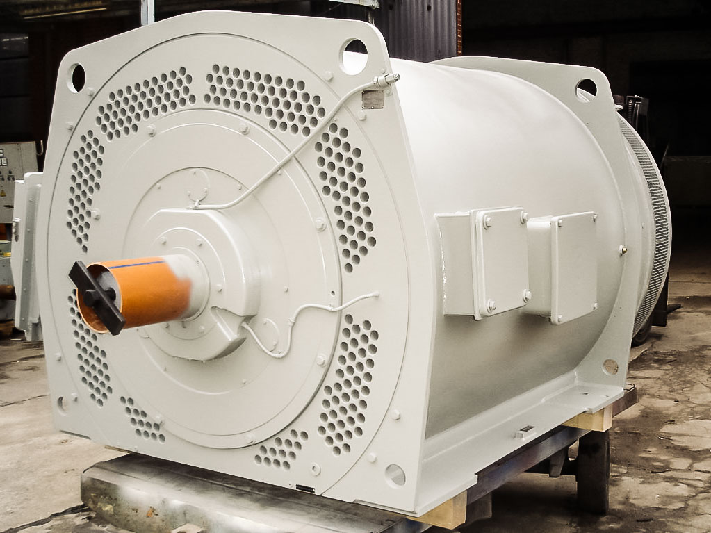 Low And High Voltage Squirrel Cage Induction Motors