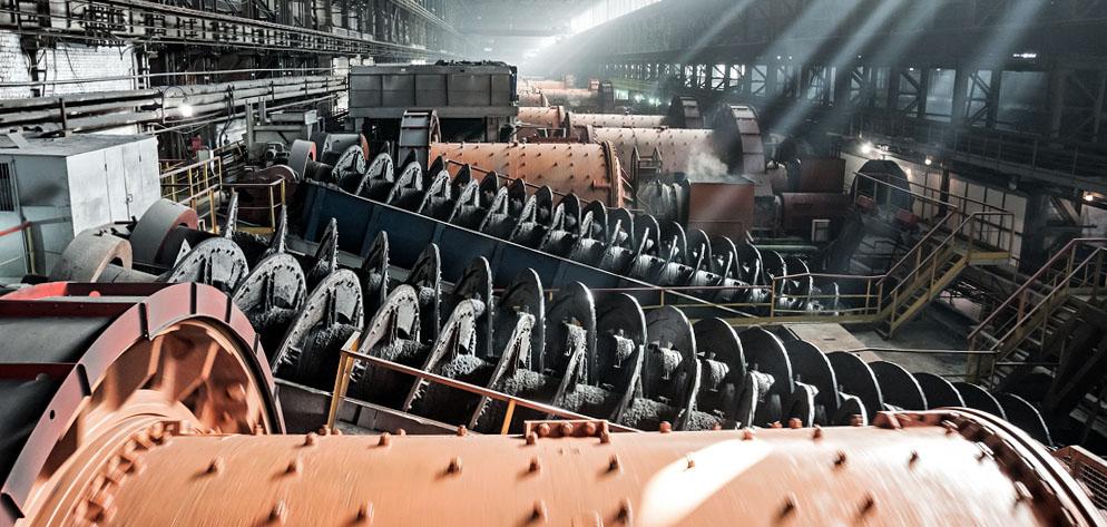 Mill drives - MENZEL Elektromotoren