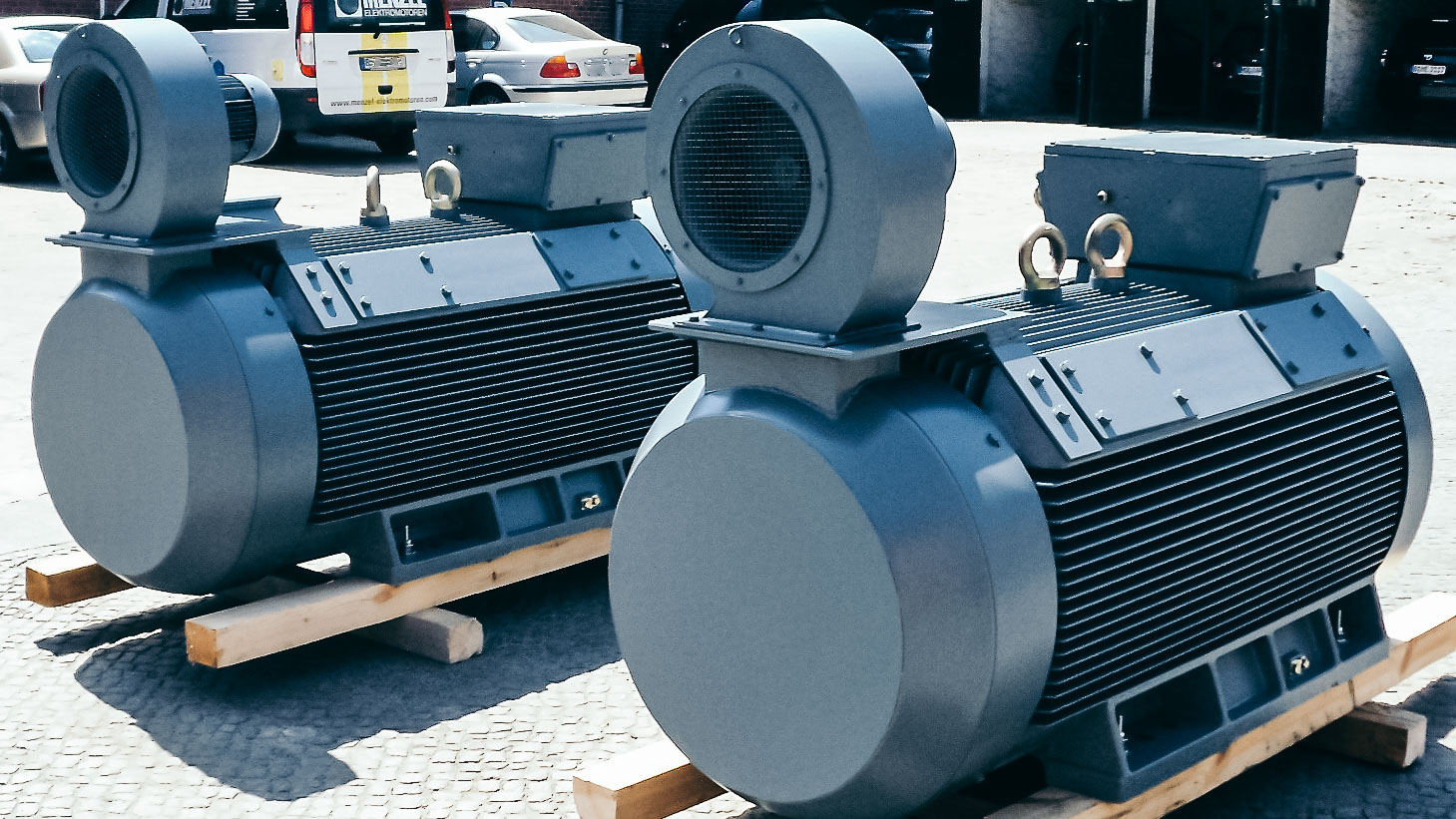 Electric motor configurator, adaptions & modifications